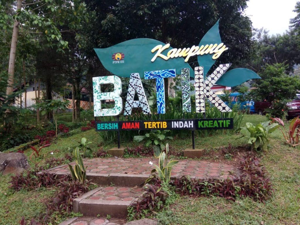 kampung batik