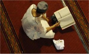 I'tikaf di Sepuluh Hari Terakhir Ramadhan