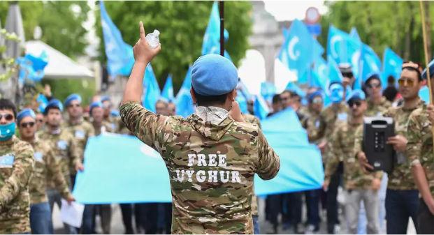 save uighur