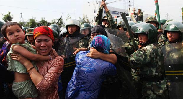 muslim uyghur