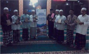 20 MUSHAF BARU UNTUK MASJID AL-JIHADUL AKBAR-DEPOK
