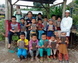 Wakaf Al-Quran untuk Madrasah Arrahmah