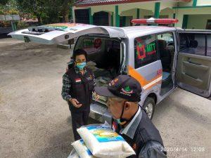 Bantuan Dari Hasmi Untuk Para Dhuafa