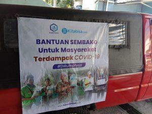 Bantuan Sembako Untuk Masyarakat Terdampak Covid-19