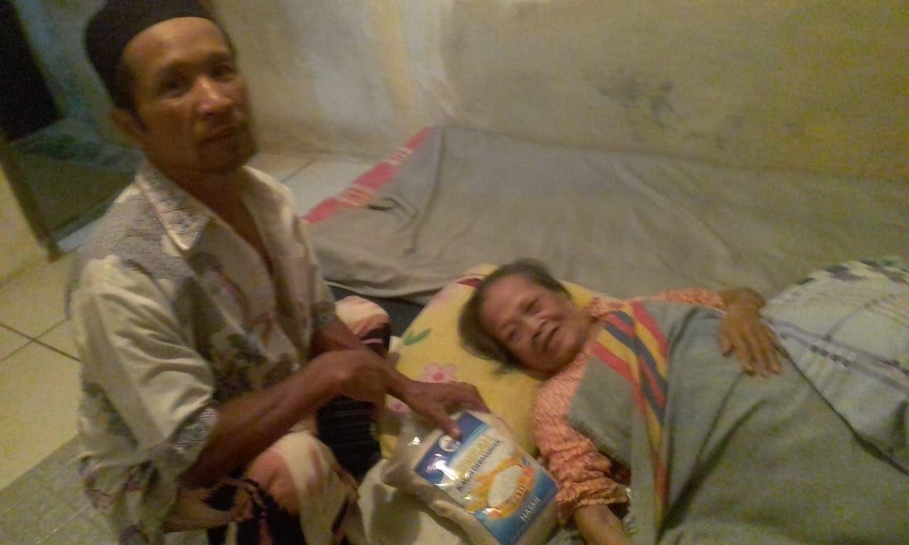 Berbagi Pangan untuk Warga Masyarakat Membutuhkan ditengah Mewabahnya Virus Corona