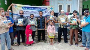 Bantuan Pangan untuk Komunitas Tunanetra Depok