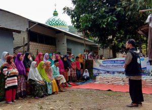 Bantuan untuk Para Dhuafa Kec Lewiliang Bogor