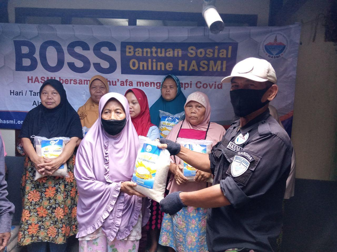 Program Bantuan Sosial Hasmi