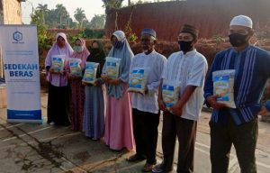 Bantuan Hasmi untuk Dhuafa Kec Tajur halang Bogor
