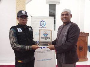 Wakaf Al-Qur'an untuk Yayasan Nasehat dan Taujih