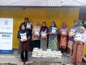 Kegiatan Sosial Hasmi DPW II Bogor