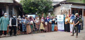 Bansos untuk Warga Cileungsi Bogor