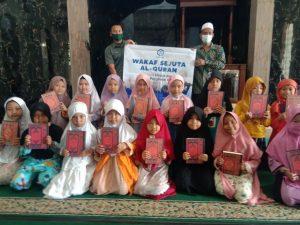 Mushaf Al-Quran untuk Para Penghafal Al-Quran Kota Batu Bogor