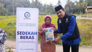 Paket Beras untuk Dhuafa Ciawi Bogor
