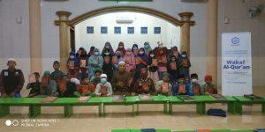 Wakaf Al-Quran untuk TPQ Ar-Rohmah Surabaya