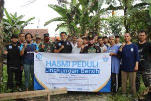 Sambut Ramadhan – HASMI Peduli Bersih-bersih Lingkungan Ahad, 4 April 2021