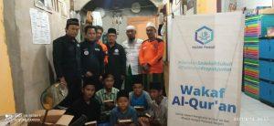 Wakaf Al-Quran untuk Majlis Taklim Al-Hamidy