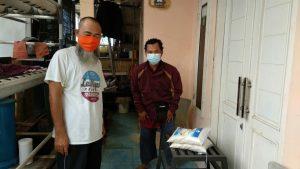 Laporan Kegiatan Sosial DPW II Hasmi Bogor