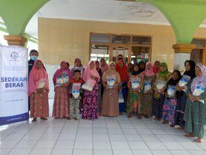 Kegiatan Sosial Hami di Kp Ciseureuh Kota Sukabumi