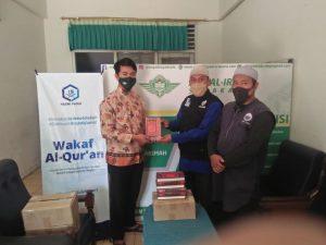 Laporan Kegiatan HASMI PEDULI Jawa Tengah.