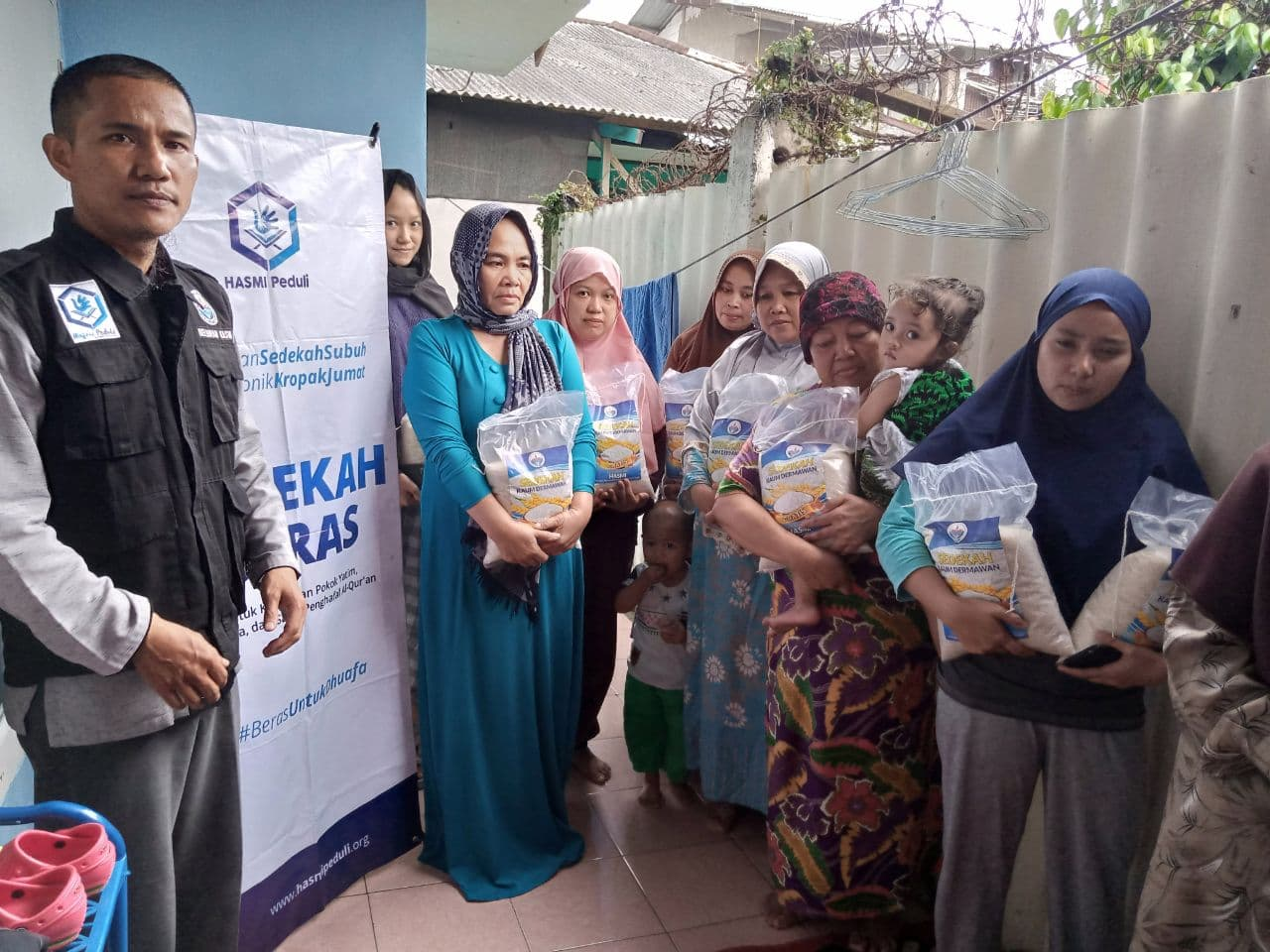 Paket Beras untuk Dhuafa di Kec Cisarua