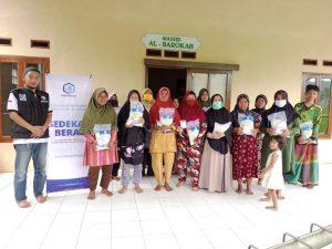 Wakaf Al-Quran untuk Majlis Ta'lim Nurul Hidayah Kab. Bogor